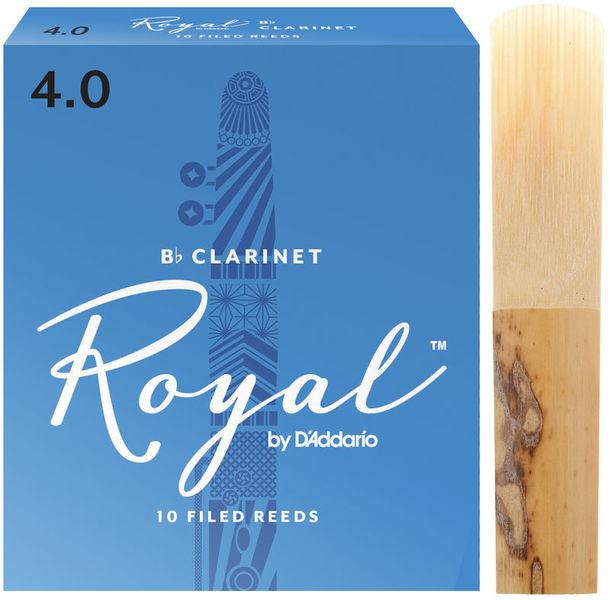 DAddario Woodwinds Royal Boehm Bb- Clarinet 4