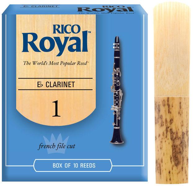 DAddario Woodwinds Royal Boehm Eb-Clarinet 1