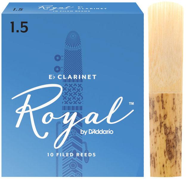 DAddario Woodwinds Royal Boehm Eb-Clarinet 1,5