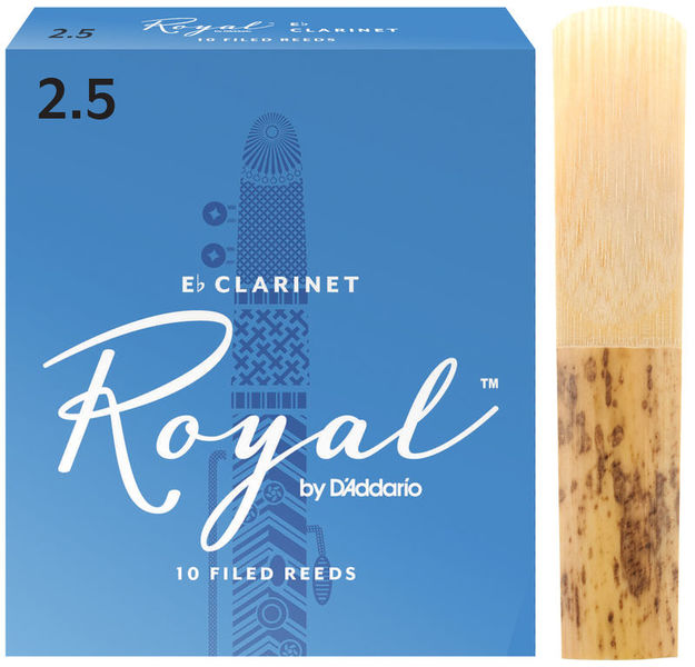 Royal Boehm Eb-Clarinet 2,5 DAddario Woodwinds