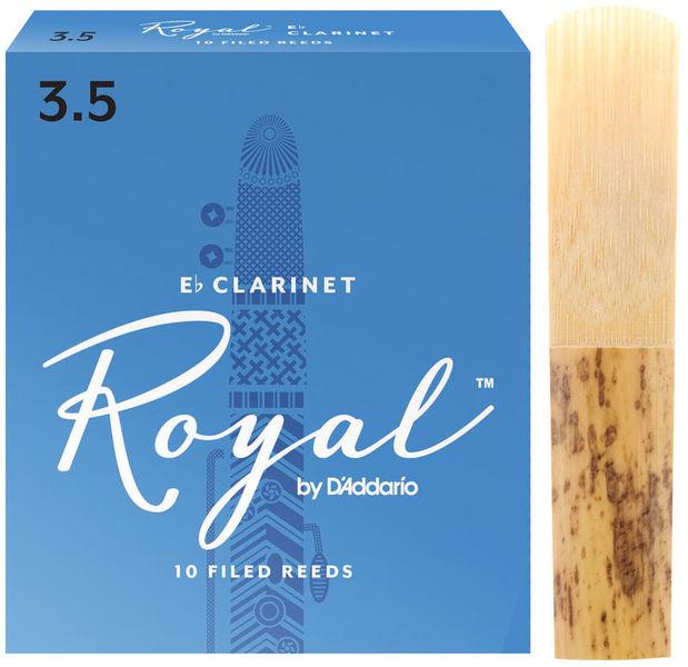 DAddario Woodwinds Royal Boehm Eb-Clarinet 3,5