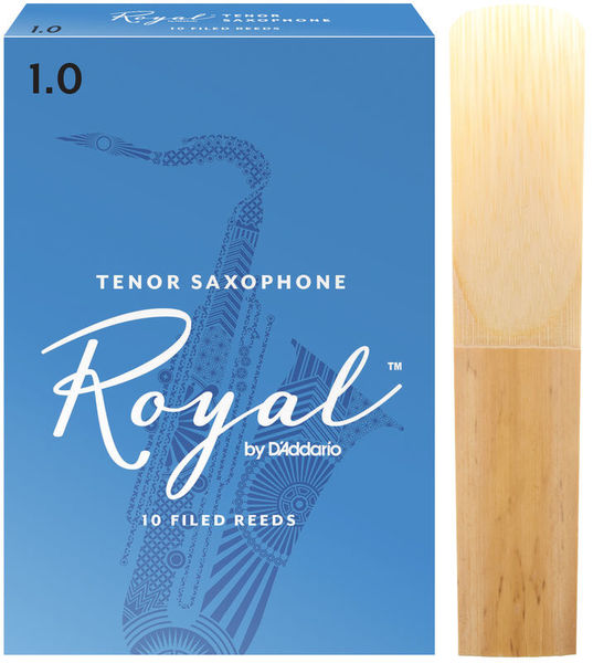 DAddario Woodwinds Royal Tenor Sax 1