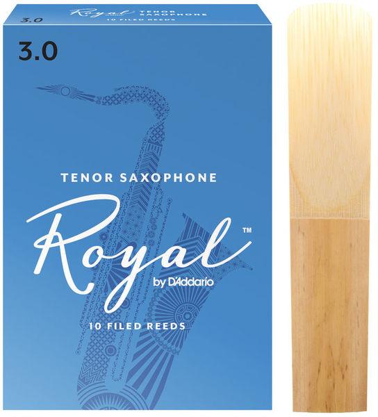 Royal Tenor Sax 3 DAddario Woodwinds