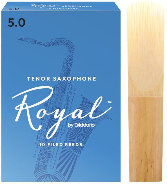 DAddario Woodwinds Royal Tenor Sax 5