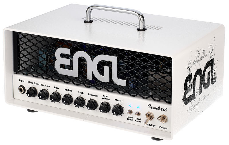 Engl E606 Ironball Head 20 White