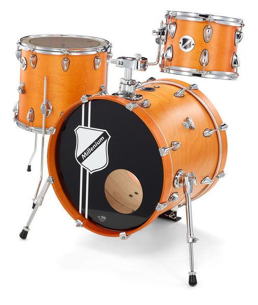 Millenium Compact Drum Set Amber