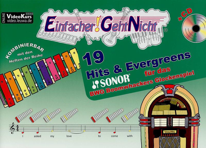 LeuWa-Verlag Hits Evergreens Sonor BWG