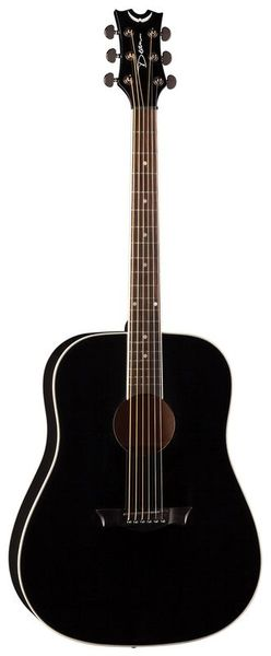 AXS Dreadnought Classic Black Dean Guitars
