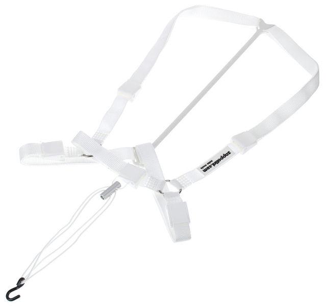 Zappatini Strap Bassoon Regular white