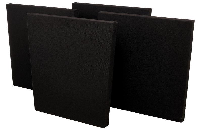 EQ Acoustics Spectrum 2 Q5 Tile 4-pcs Black