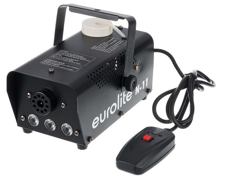 Eurolite N-11 LED Hybrid Fog blue