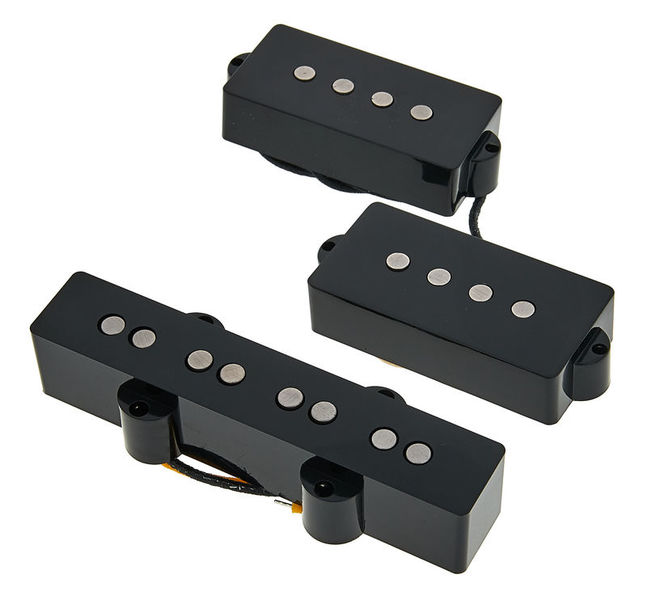 Lollar PJ-Bass 4S Set