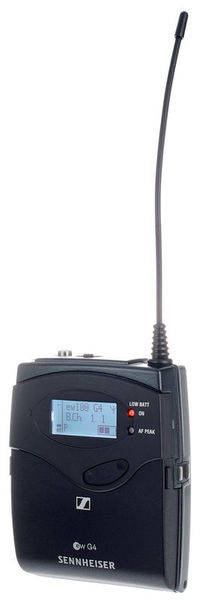 Sennheiser SK100 G4 GB-Band