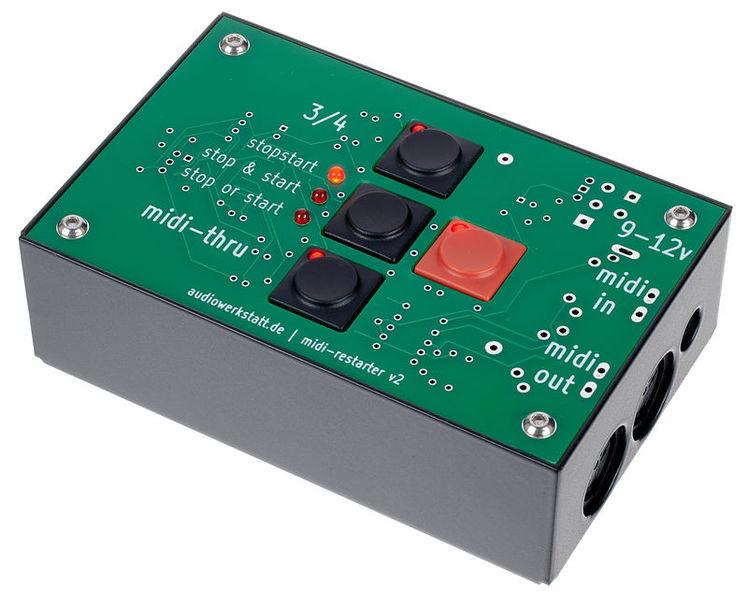 audiowerkstatt midi-restarter V2