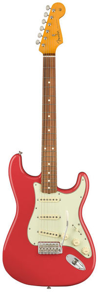 Fender Classic Series 60 Strat PF FRD