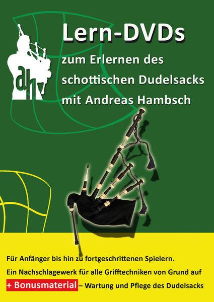 Dudelsack Griffweise/Technik Andreas Hambsch