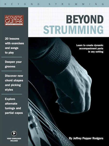 Beyond Strumming Hal Leonard
