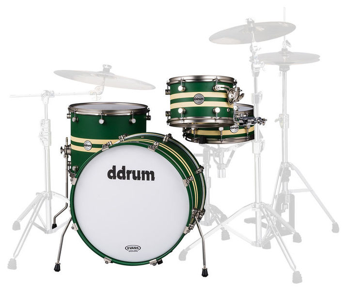 Reflex Rally Sport Green Creme DDrum