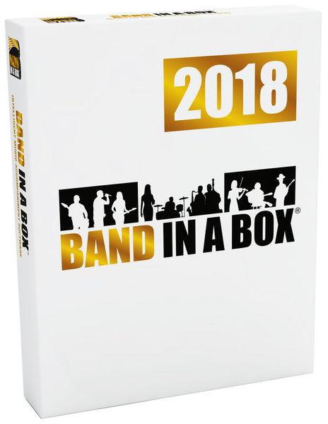 PG Music BiaB Pro 2018 MAC E
