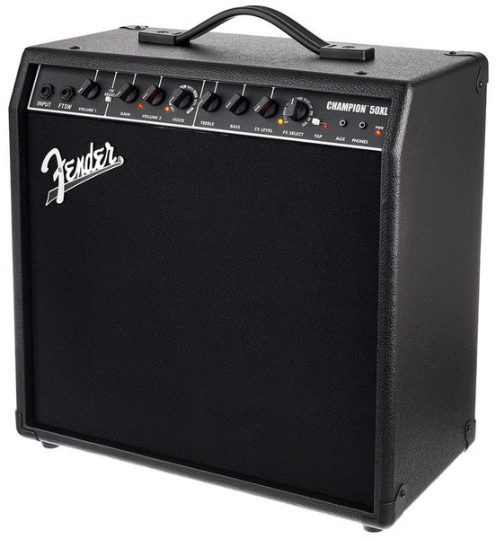 Champion 50 XL Fender