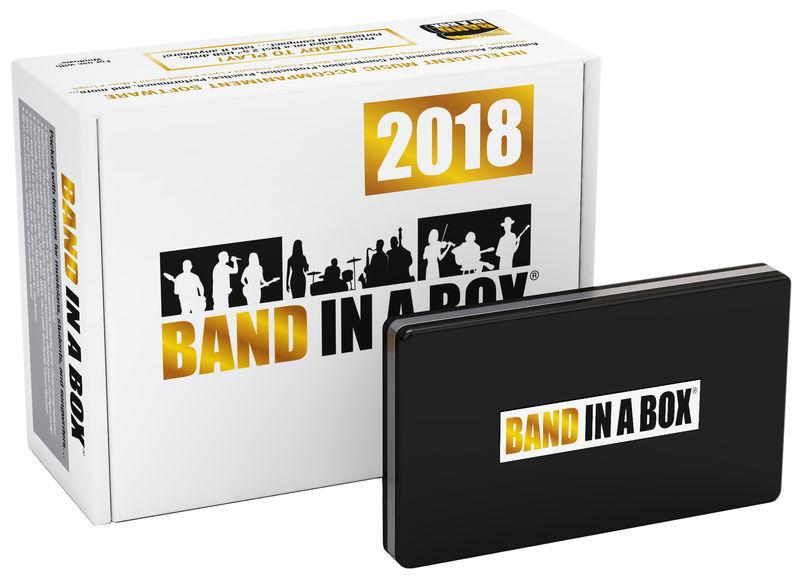 PG Music BiaB UltraPAK 2018 MAC E