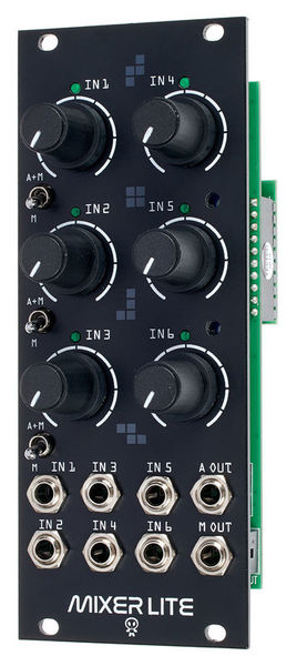 Erica Synths Drum Mixer Lite