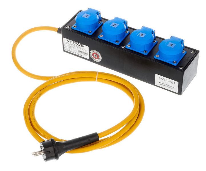 GIFAS Power Distributor 1400/3m/4