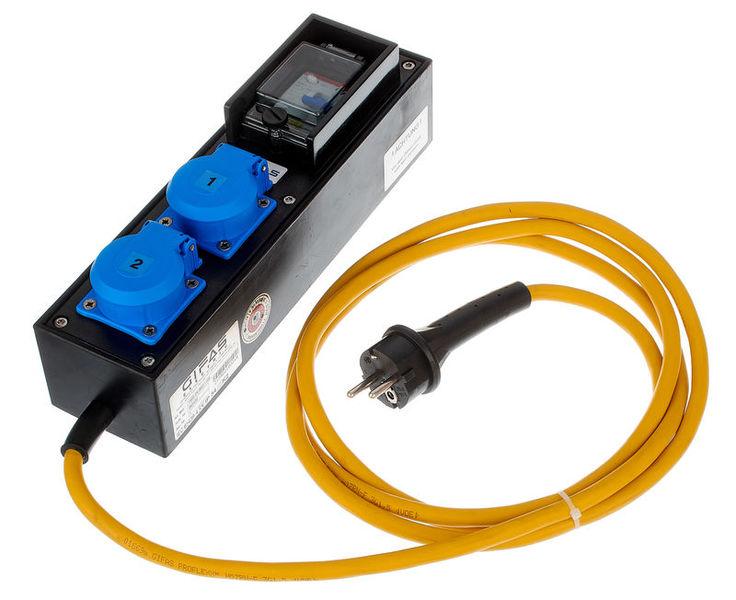 GIFAS PowerDistributor 1400/3m/2 RCD