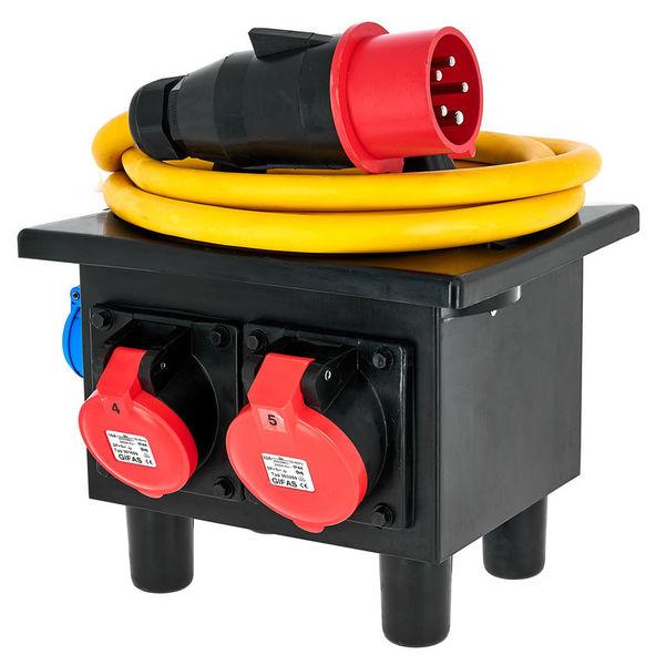 GIFAS PowerDistributor 6200 32A1/1/3