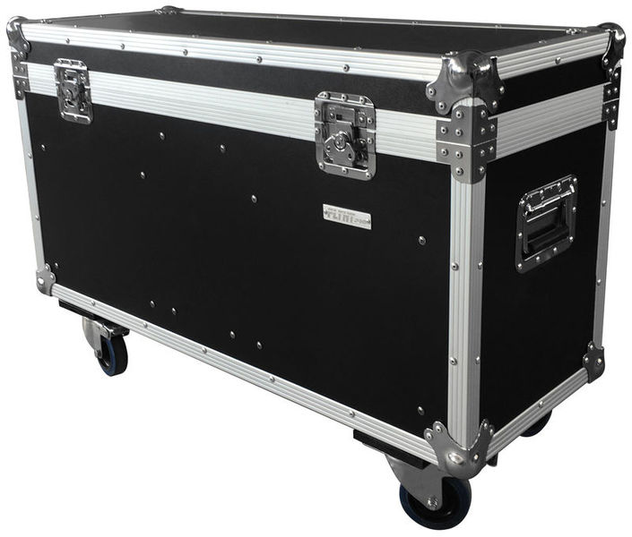 Case 2x Stairville MH-z1915 Flyht Pro