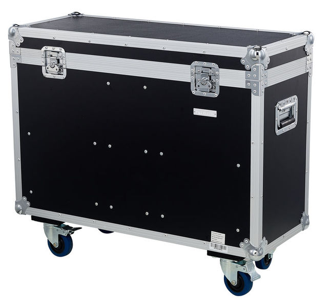 Case 2x Stairville MH-x60 Flyht Pro