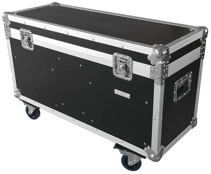 Case 2x Stairville MH-z720 Flyht Pro