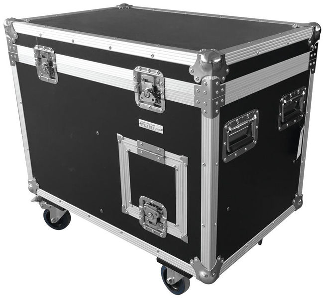 Case 2x Stairville MH-x200 Flyht Pro