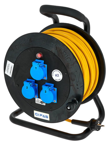 GIFAS Cable Reel 502 50m