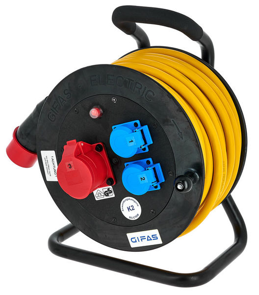 GIFAS Cable Reel 502 30m