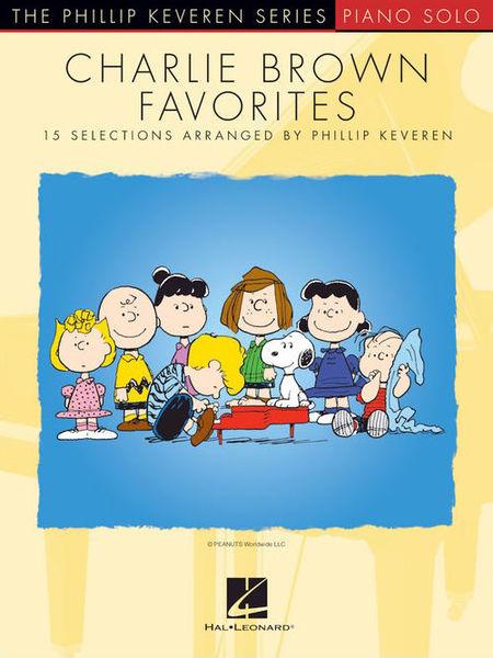 Hal Leonard Charlie Brown Favorites