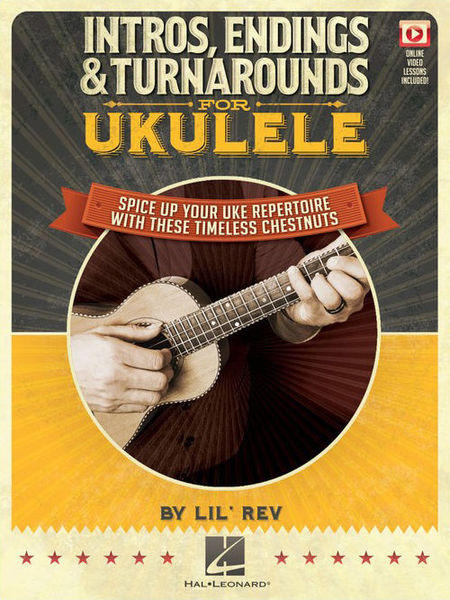 Hal Leonard Intros, Endings & Turnarounds