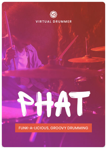 ujam Virtual Drummer Phat