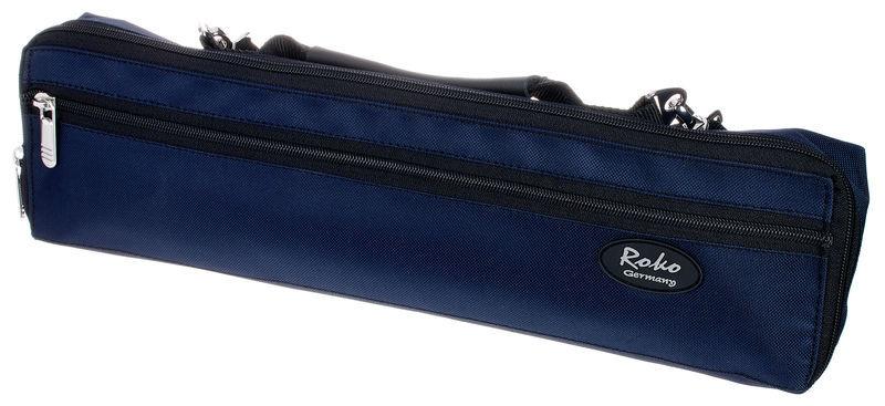 Roko Gigbag Flute B-foot Blue