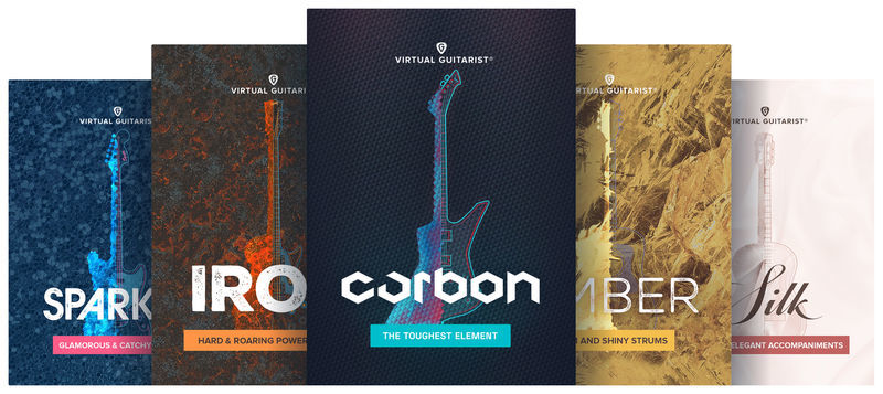 ujam Virtual Guitarist Bundle
