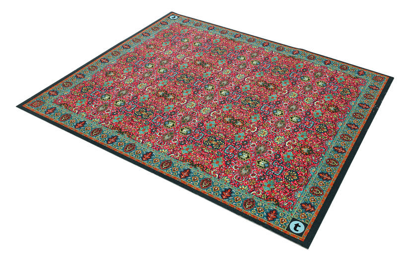 Drum Rug Oriental Bright Thomann