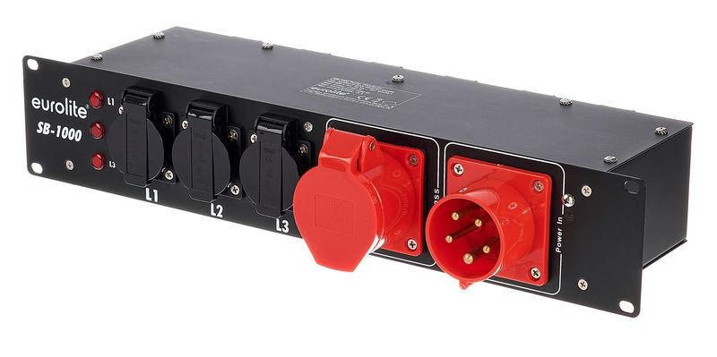 Eurolite SB-1000 Power Distributor