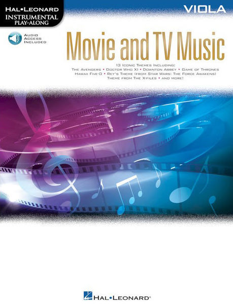 Hal Leonard Movie and TV Music: Viola
