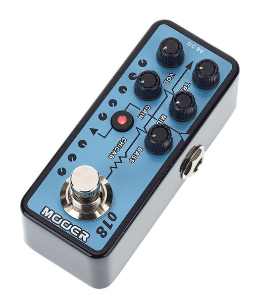 Mooer Micro Preamp 018