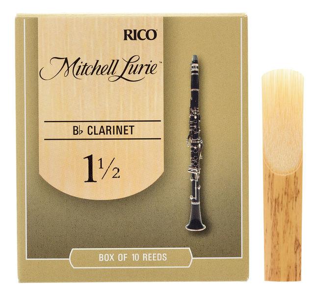 Mitchell Lurie Bb-Clarinet Boehm 1,5
