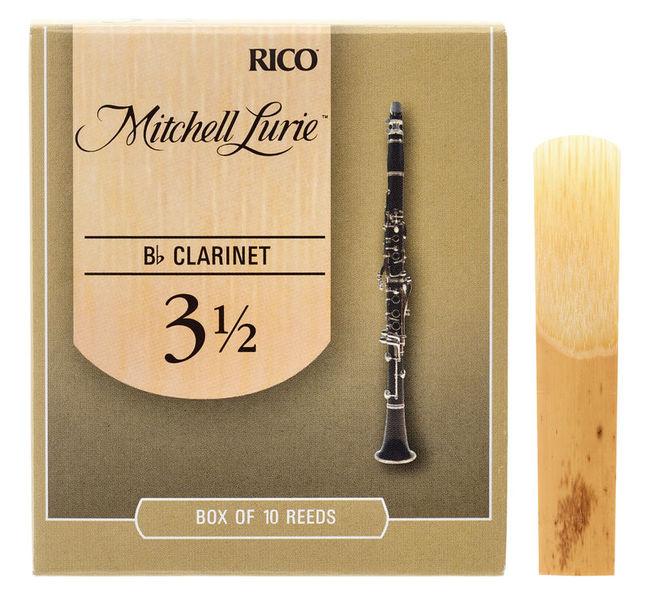 Mitchell Lurie Bb-Clarinet Boehm 3,5