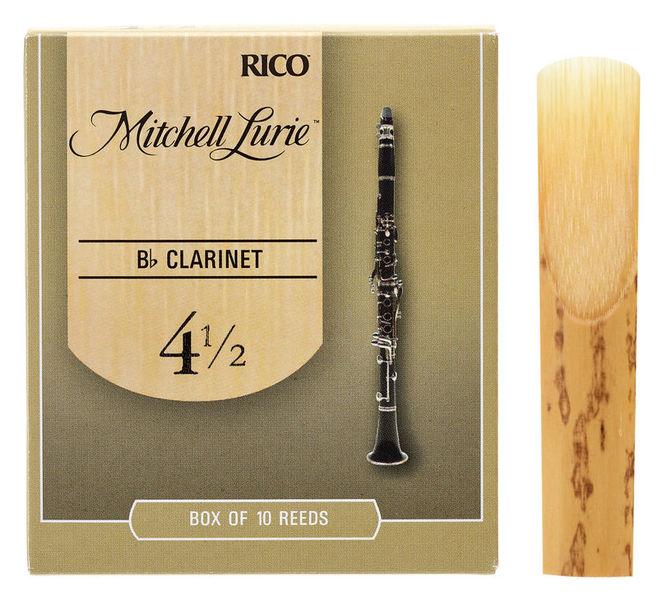 Mitchell Lurie Bb-Clarinet Boehm 4,5
