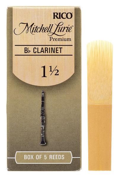 Mitchell Lurie Bb-Clarinet Boehm Premium 1,5