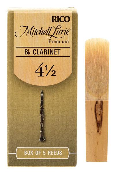 Mitchell Lurie Bb-Clarinet Boehm Premium 4,5