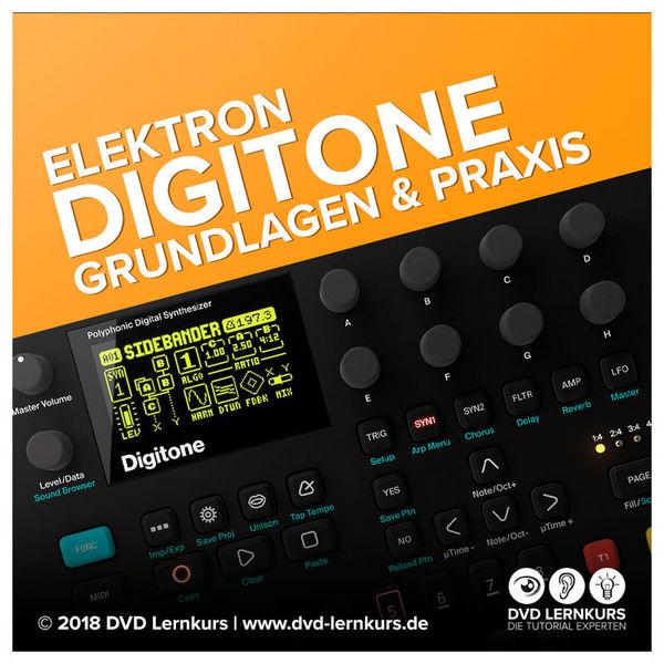 DVD Lernkurs Elektron Digitone Training